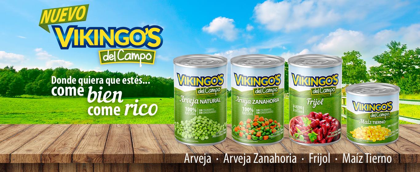Vikingo's del Campo