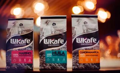 Lukafe amplia su portafolio con origenes