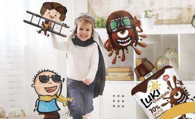 luki chocolate presencia en pym